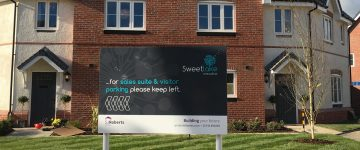 SJ Roberts announces its latests new homes development in Shrewsbury