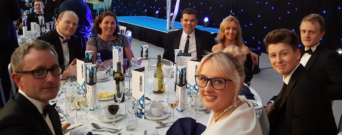 SJ Roberts Group at Excellence in Business Awards 2017
